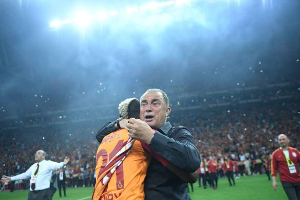Onyekuru sends 'Get well' message to Galatasaray boss Terim who tested positive for coronavirus