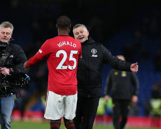 Solskjaer wasn't fair to me at Manchester United – Ighalo