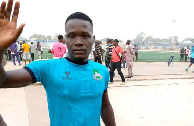 Nasarawa United retires late Martins Chineme's number '20' jersey