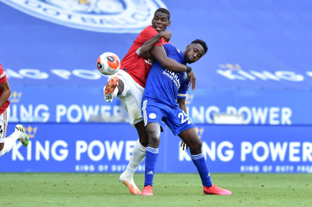 Manchester United targets Super Eagles midfielder Wilfred Ndidi