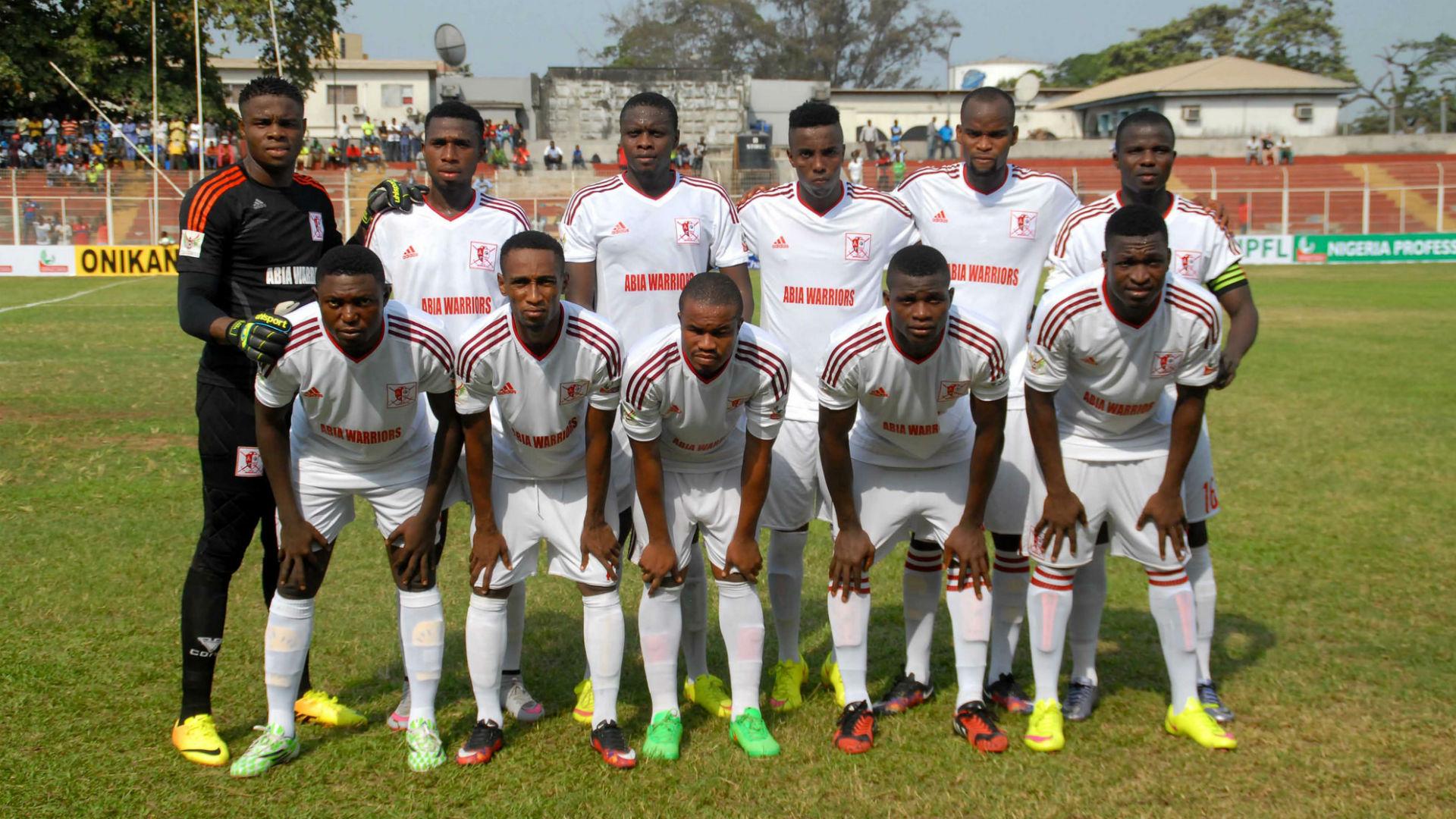Abia Warriors into top 10 after nervy win over Plateau United