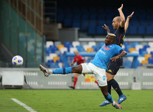 Former Napoli striker, Beppe Incocciati backs Victor Osimhen