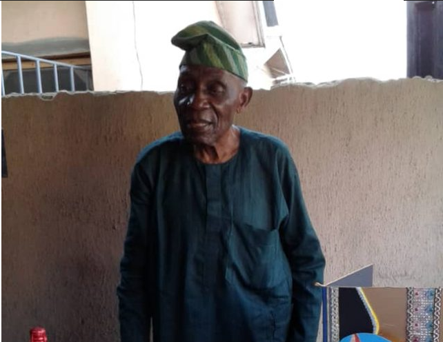Former NFF Chief, Omokhaye, passes on at 87