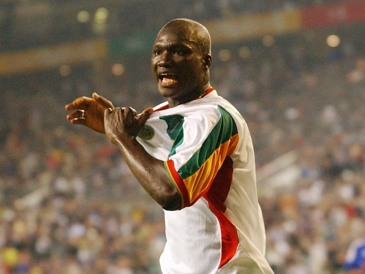 Former Senegal international, Bouba Diop dies aged 42