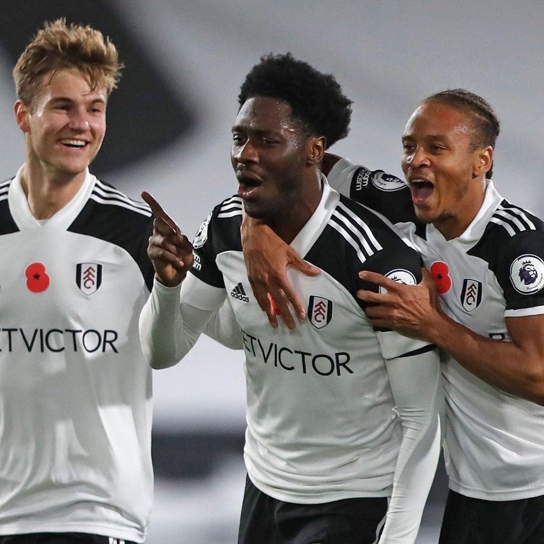 Ola Aina inspires Fulham's first Premier League win of the season