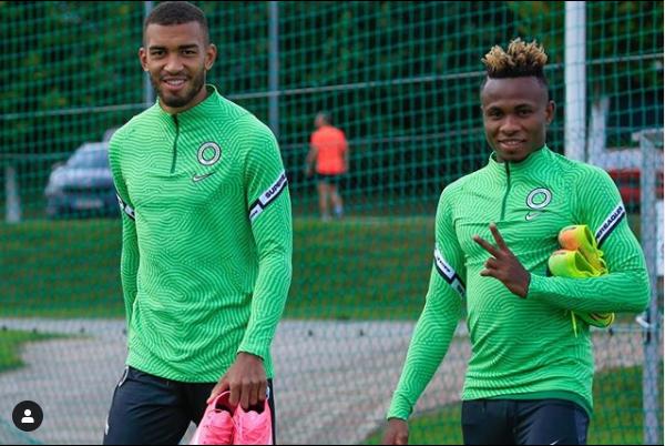 Super Eagles defender Akpoguma delighted to be back