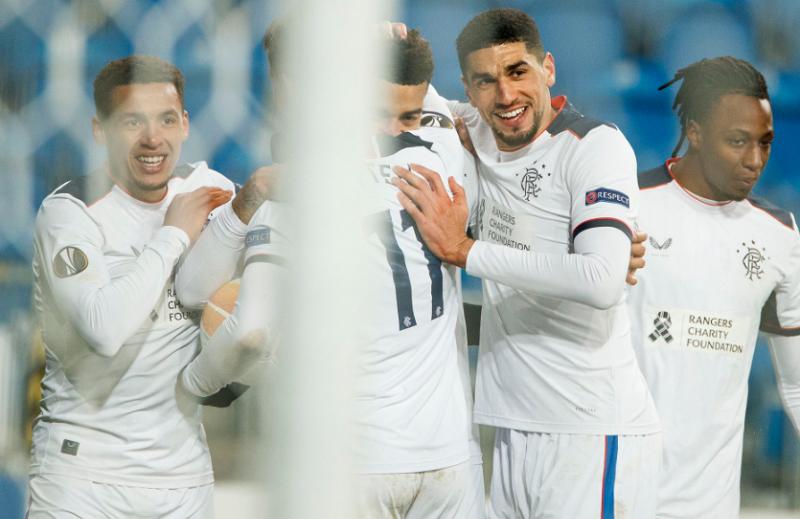 Balogun happy with Rangers victory over Dundee at Kilmac Stadium