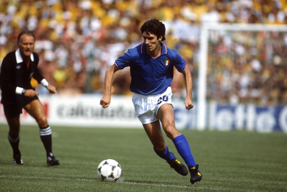 Italian World Cup legend Paolo Rossi dies at 64