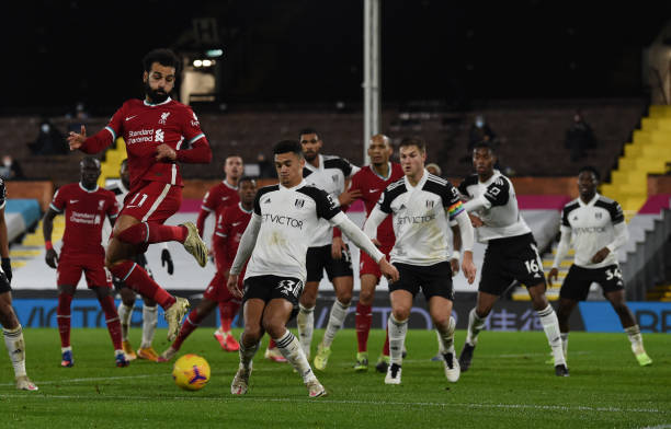 Unlucky Fulham! Ola Aina believes Cottagers deserved more against Liverpool