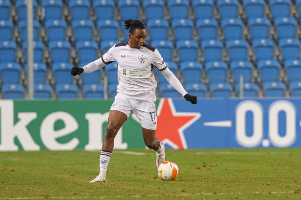 Super Eagles midfielder eager to be more productive