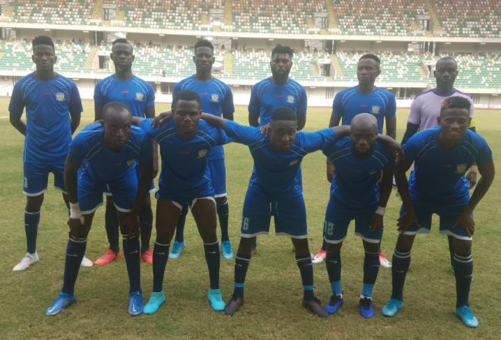 Ogunbote happy with Sunshine Stars first away of the season