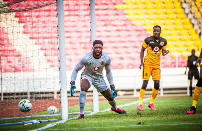 CAF CL: Akpeyi keeps clean sheet in Kaizer Chiefs win over Petro de Luanda