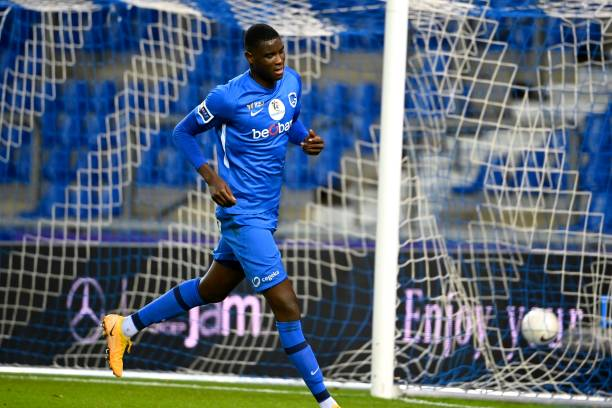 Onuachu's penalty not enough to earn Genk maximum point against St. Gilloise