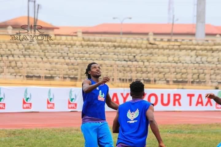 Ndifreke hold the keys to Akwa United's title aspiration – Olisa Ndah