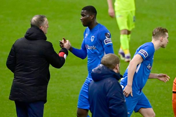 Genk boss Van Den Brom salutes hat-trick hero Onuachu