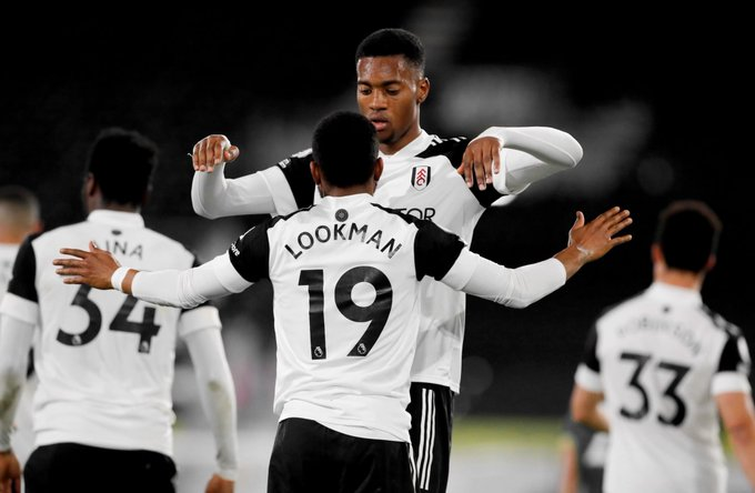 Ademola Lookman's decisive goal boots Fulham's survival hope