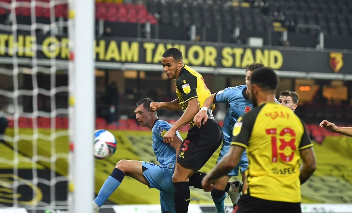 Troost-Ekong scores own goal in Watford win over Derby