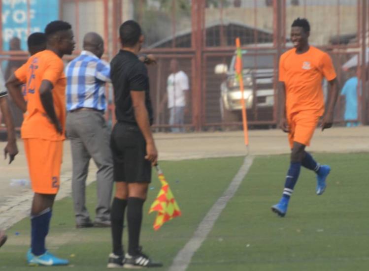 Sadeeq Yusuf, Ndifreke nominated for January's Player of the Month