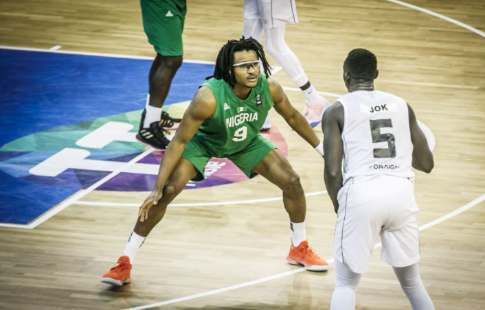 Chima Moneke happy with D'Tigers 2021 FIBA Afrobasket qualification
