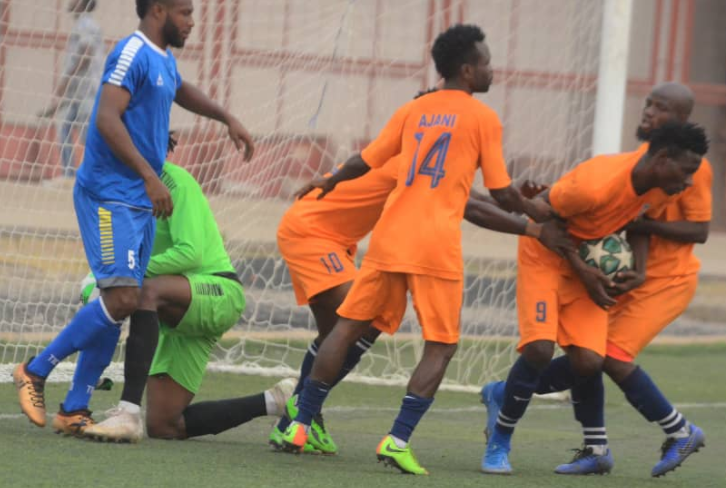 Fuad Ekelojuoti responds to Sunshine Stars Dressing room Mutiny