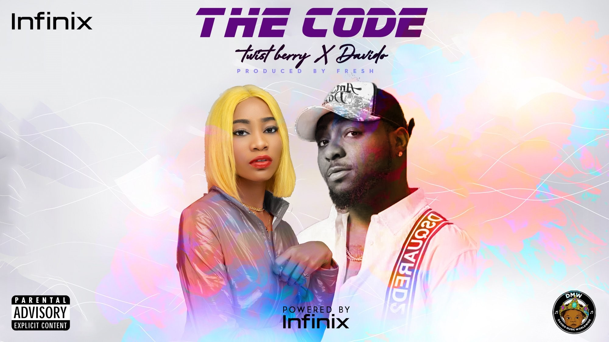 Infinix Empowers another Star: Davido Features on Song with Hot 10 Star Winner