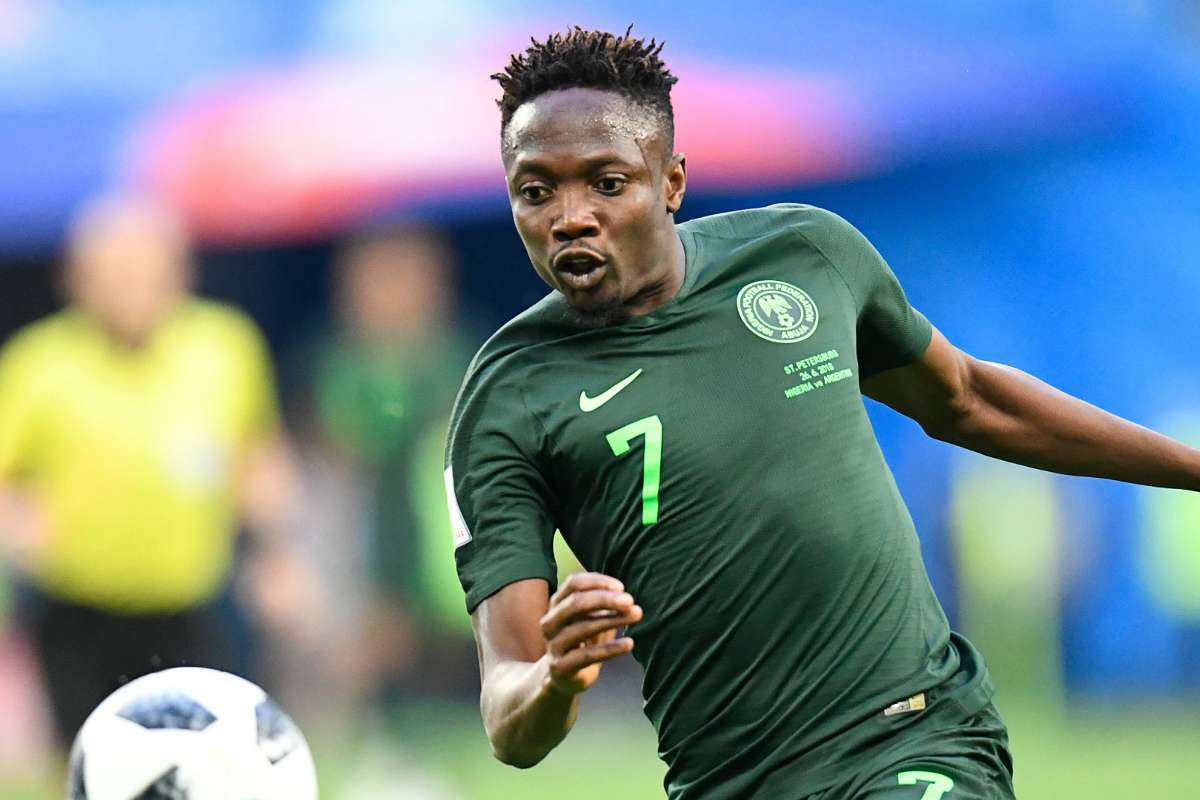 Pillars boss excited with the capture of 'Big Fish' Ahmed Musa