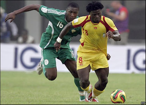 AFCON Qualifiers: Omotoyossi dismisses Super Eagles Threat