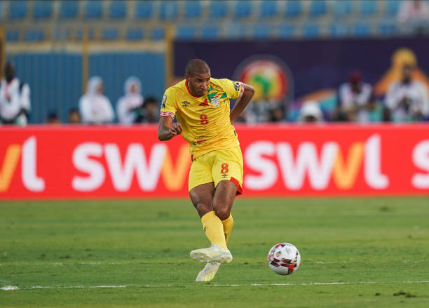 Benin Republic Star Adeoti declared fit for Super Eagles Clash
