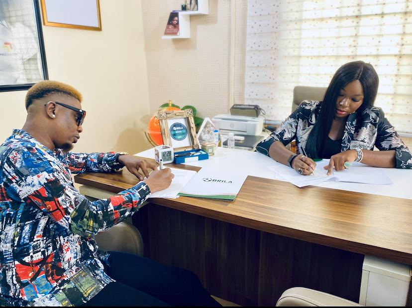 BREAKING: Brila Media, Reminisce pen deal for The Agenda