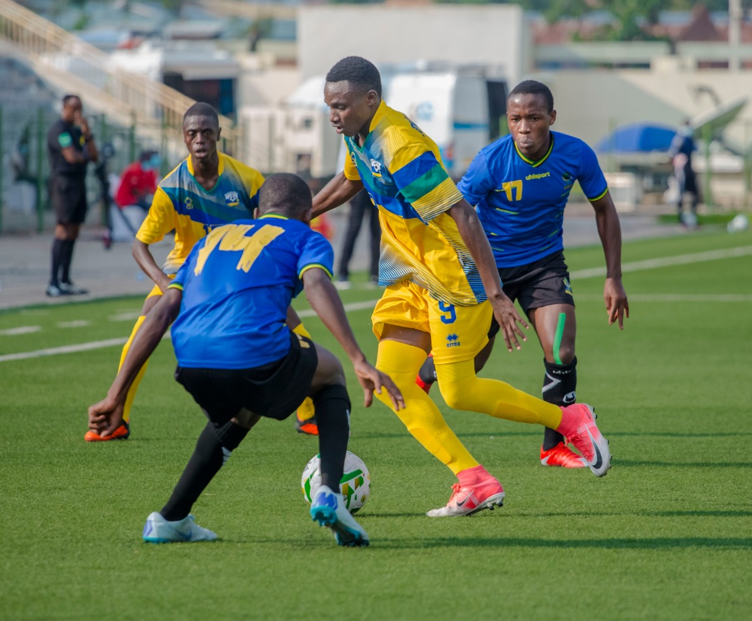 Tanzania U17 set for tough Nigeria, Algeria & Congo AFCON battle – Salehe