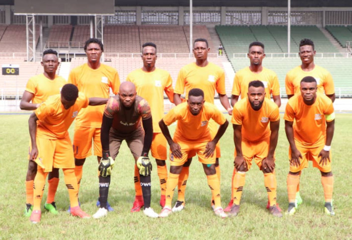 Referees to Blame for Sunshine Stars Poor Run in NPFL this Season – Abe