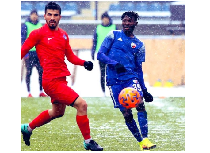 Olatunbosun gutted over Ankaraspor draw against Balikesirspor