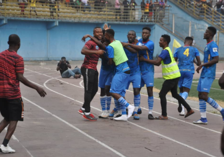 Enyimba force 10-man Wolves to a Draw in Ozoro