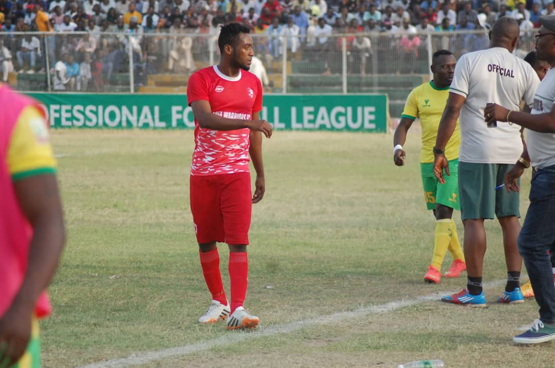 Drogba tips Abia warriors for a league title fight despite current position
