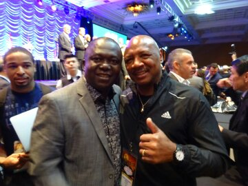 R.IP MARVIN HAGLER – Dr Larry Izamoje