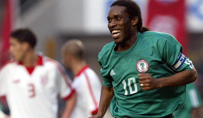 Nigeria won't see another player like Jay Jay Okocha – Amokachi