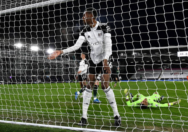 Adarabioyo's own goal costs Fulham against Spurs