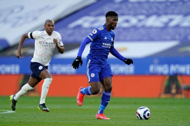 Ndidi and Iheanacho failed to impress as Man City beat Leicester at home