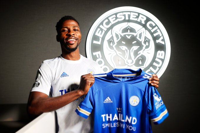 Iheanacho signs new Leicester contract until 2024