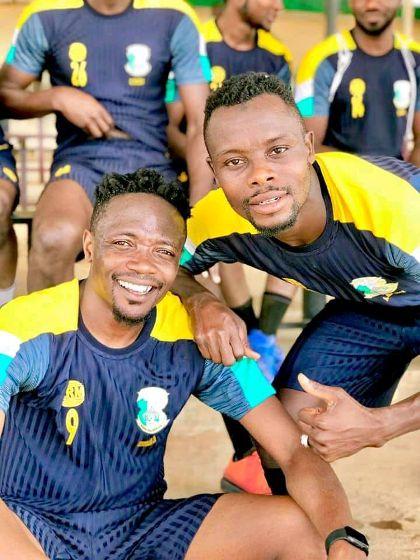 Musa resumes training with Kano Pillars