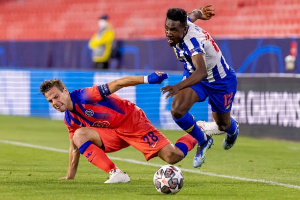 Zaidu Sanusi suffers Champions League defeat with FC Porto