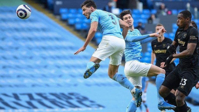 Man City's Ruben Dias named EPL Player of Season