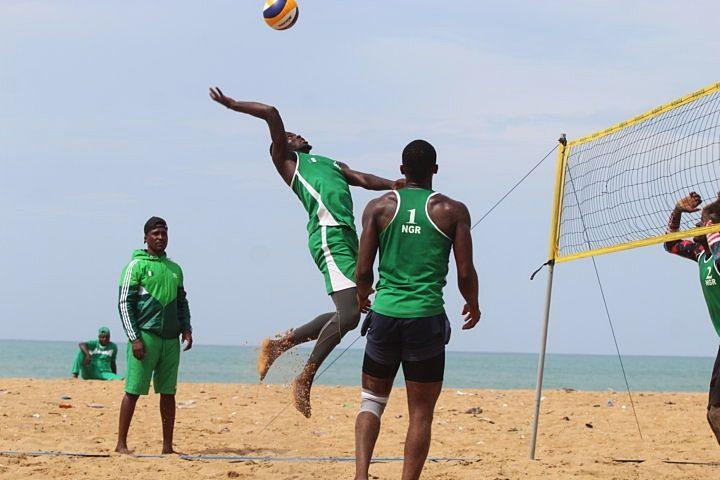 B/Volleyball: Nigeria beat Kenya in Olympic qualifiers opener
