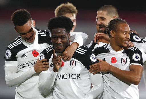 Aina expresses gratitude to Fulham fans after winning EPL goal of the season Award
