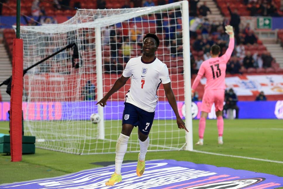 How Bukayo Saka Could Help England to Success at Euro 2020