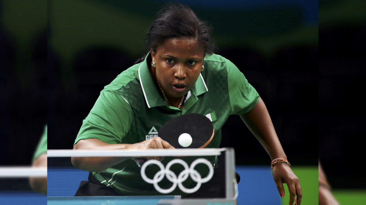 Tennis star Offiong Edem wants more encouraging comments towards Nigerian athletes