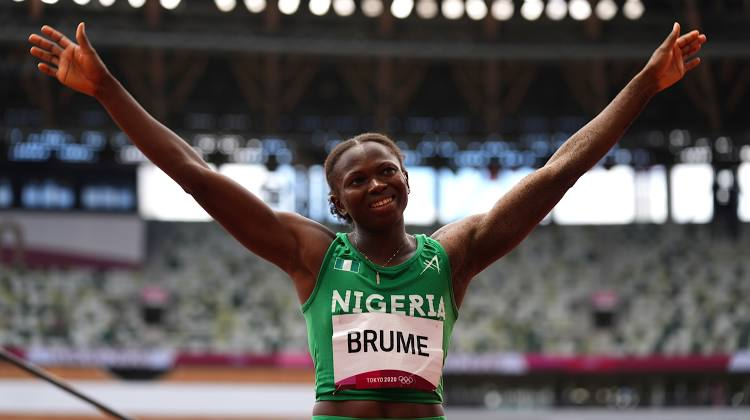 I Overcame Injury To Win Bronze Medal For Nigeria – Ese Brume