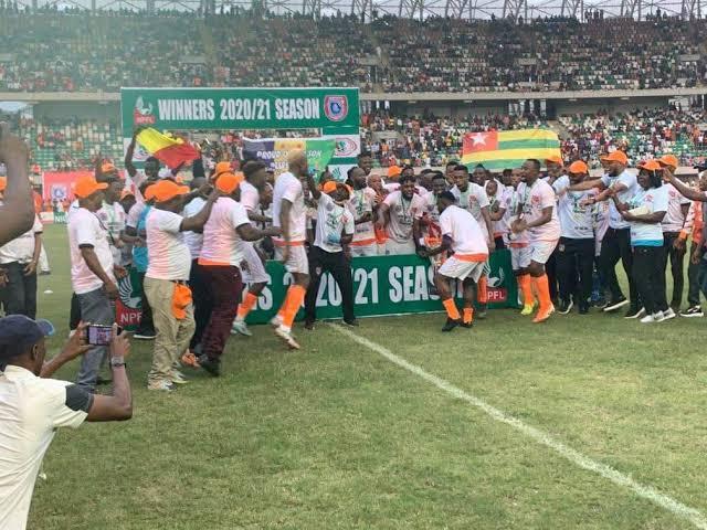 How Akwa United beat MFM FC to win maiden NPFL title