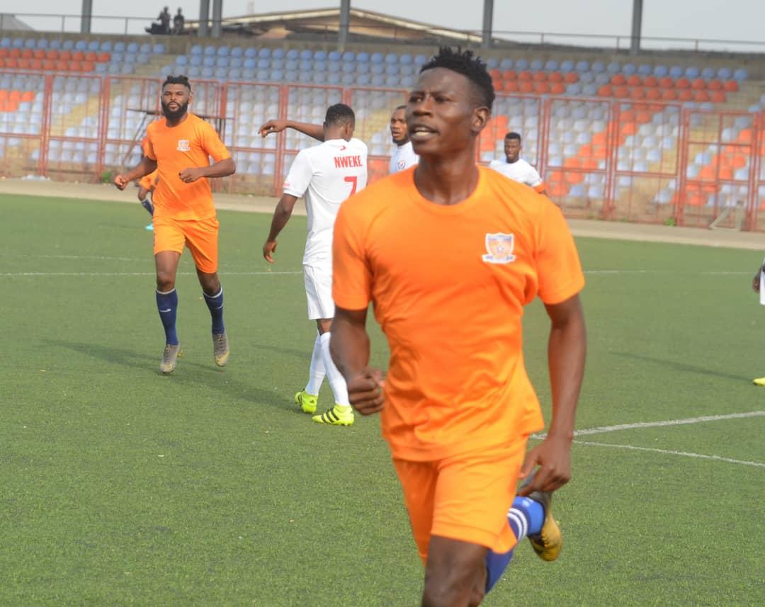 Sunshine stars' Sadeeq Yusuf reflects on beating relegation