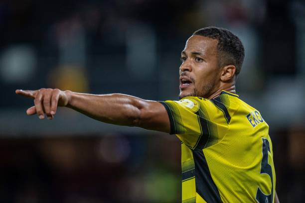 Ekong satisfied with Watford's draw with Newcastle